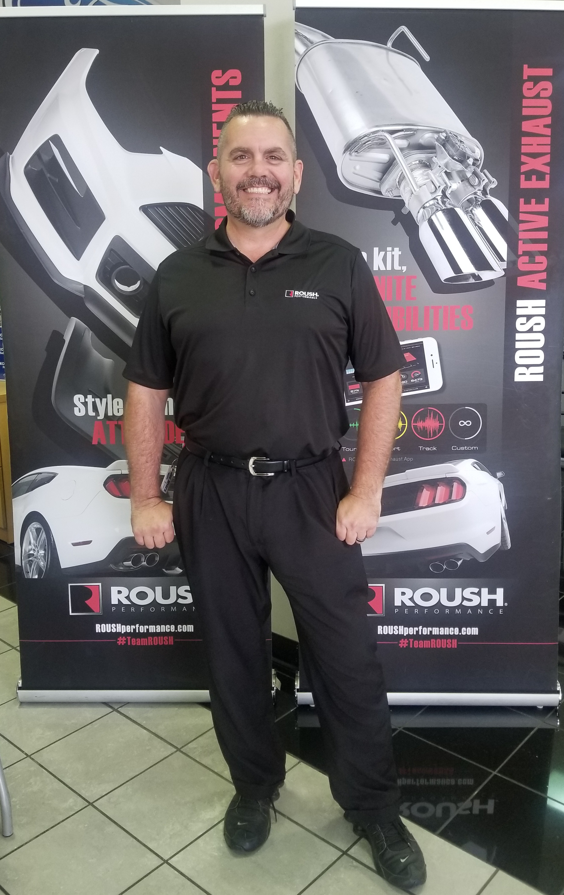 Joe Myers Ford Roush Staff Roush Performance In Houston Near